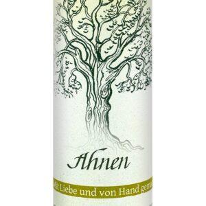 Allgäuer Heilkräuter-Kerze – Ahnen (Geist der Bäume)