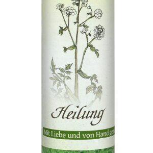 Allgäuer Heilkräuter-Kerze – Heilung (Lebensthemen)