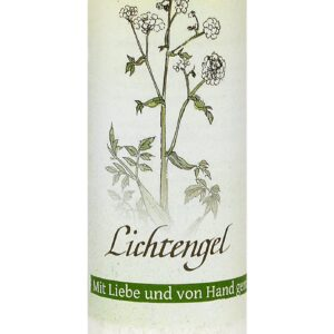 Allgäuer Heilkräuter-Kerze – Lichtengel (Lebensthemen)
