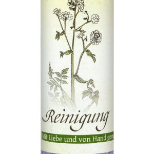 Allgäuer Heilkräuter-Kerze – Reinigung (Lebensthemen)
