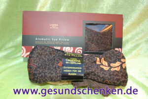 Augenkissen mit Geschenkbox